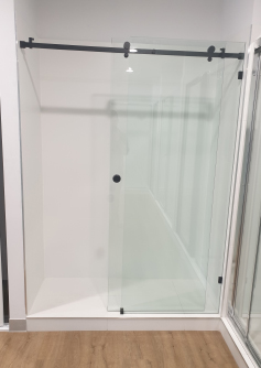 Evolution Showerscreen
