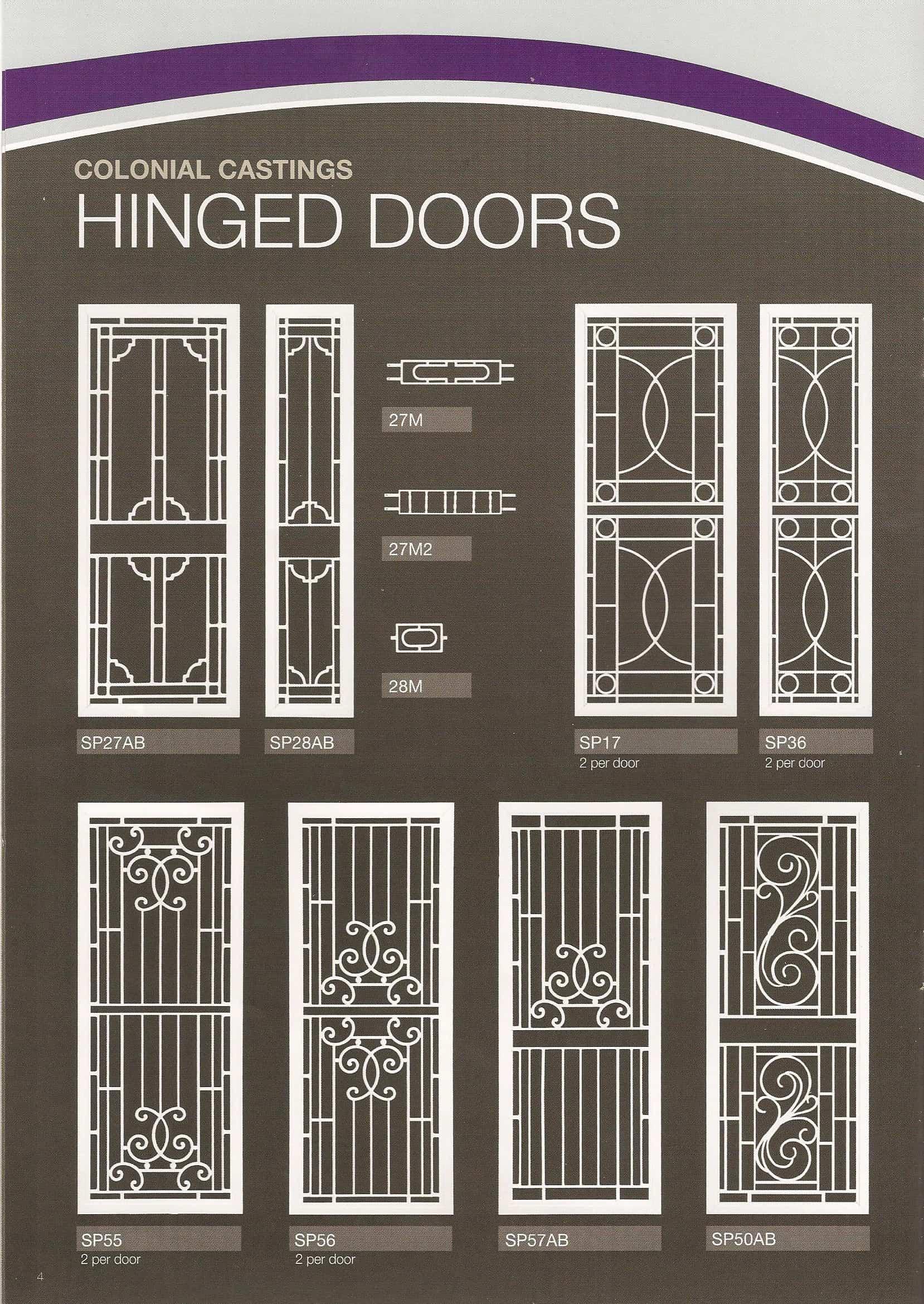 hingedr-security-door